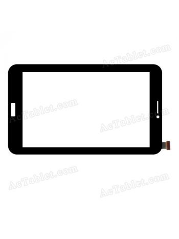 7inch Touch Screen Glass Digitizer Cable No. P031FN10522B For Tab Tablet PC (Match No. & Photo Before Buy)