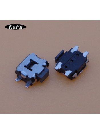 4 Leg Volume Power Mobile Switch Button For Nokia N95 6300 N96 X6 3100 6700 N82 Etc - 2 Pcs