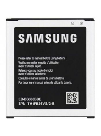 3.85V 2000 mAh Li-ion EB-BG360CBN Mobile Battery for Samsung Galaxy J2 SM-J200F (2015)