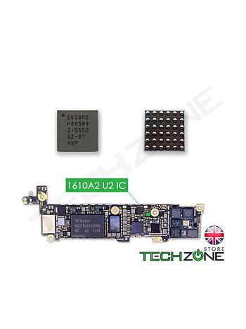 Battery Not Charging or Quick Discharge U2 IC Motherboard Repair For iPhone 5 5S 5C