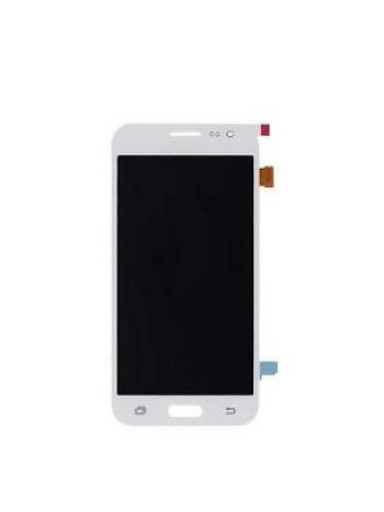 Adjustable Brightness LCD Display Touch Screen Digitizer For Samsung Galaxy J2 Pro SM-J210F (2016) White