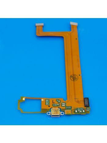 Micro USB Charging Port Jack Connector Mic Flex Cable Patta Strip For Vivo V3