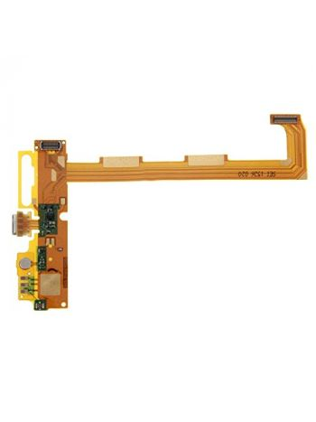 Micro USB Charging Port Jack Connector Mic Flex Cable Patta Strip For Vivo Y11