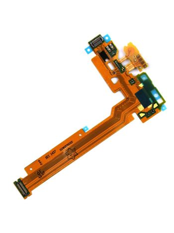 Micro USB Charging Port Jack Connector Mic Flex Cable Patta Strip For Vivo Y21L