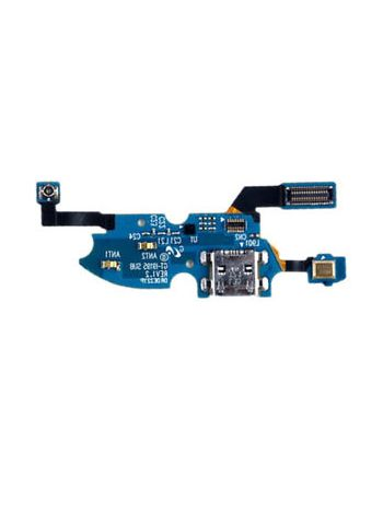 Charging Connector Port Jack Mic Flex Cable Patta for Samsung Galaxy S4 Mini GT-I9190