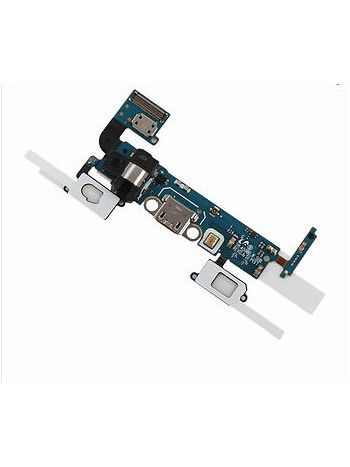 Charging Headphone Jack Mic Menu Back Flex Cable For Samsung Galaxy A5 SM-A500F