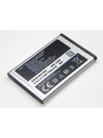 AB463651BU Battery For Samsung C3510 S3370 S3650 Monte S5620 S5560