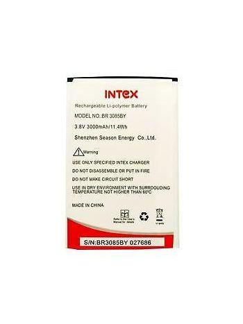 Intex Battery BR3085BY For Intex Aqua Trend Mobile 3.8V 3000mAh