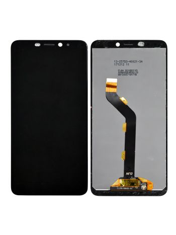 LCD Display With Touch Screen Digitizer For Infinix Hot S3 X573 - Black